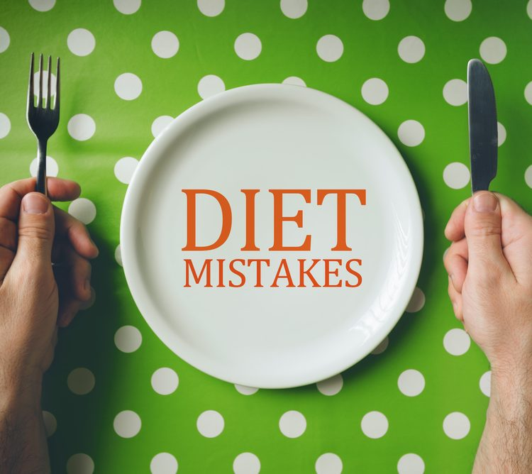 17 Common Weight Loss Mistakes