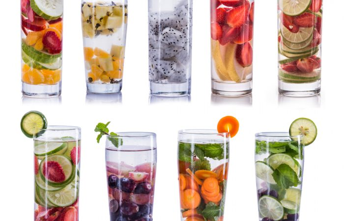 25 Detox Water Recipes for Fast Weight Loss