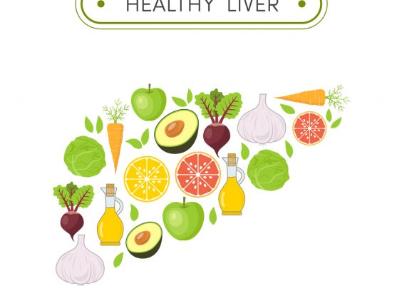 food good for the liver health