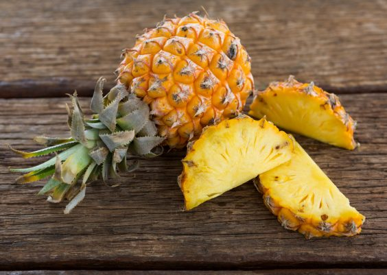 13 Impressive Health Benefits of Pineapples