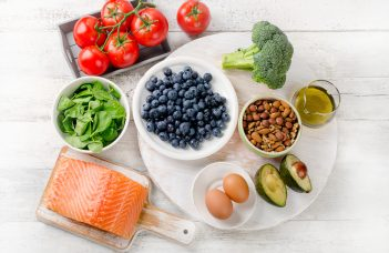 Healthy Foods for your brain.