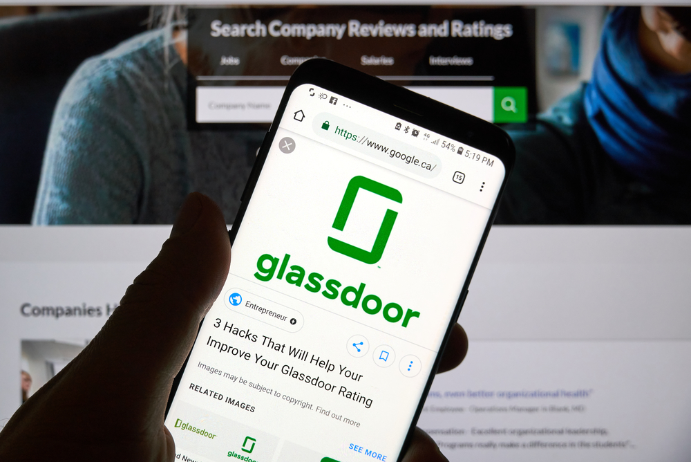 tips for using glassdoor com to job search