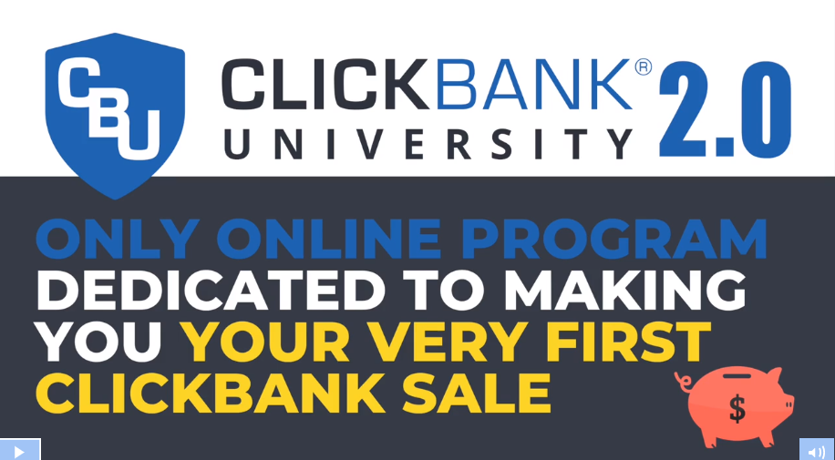 What is Clickbank University 2.0?