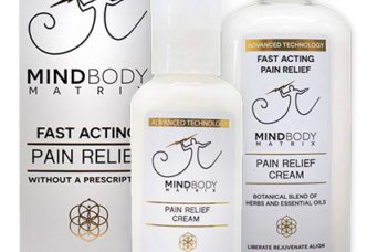 Mind Body Matrix Pain Relief Cream Review